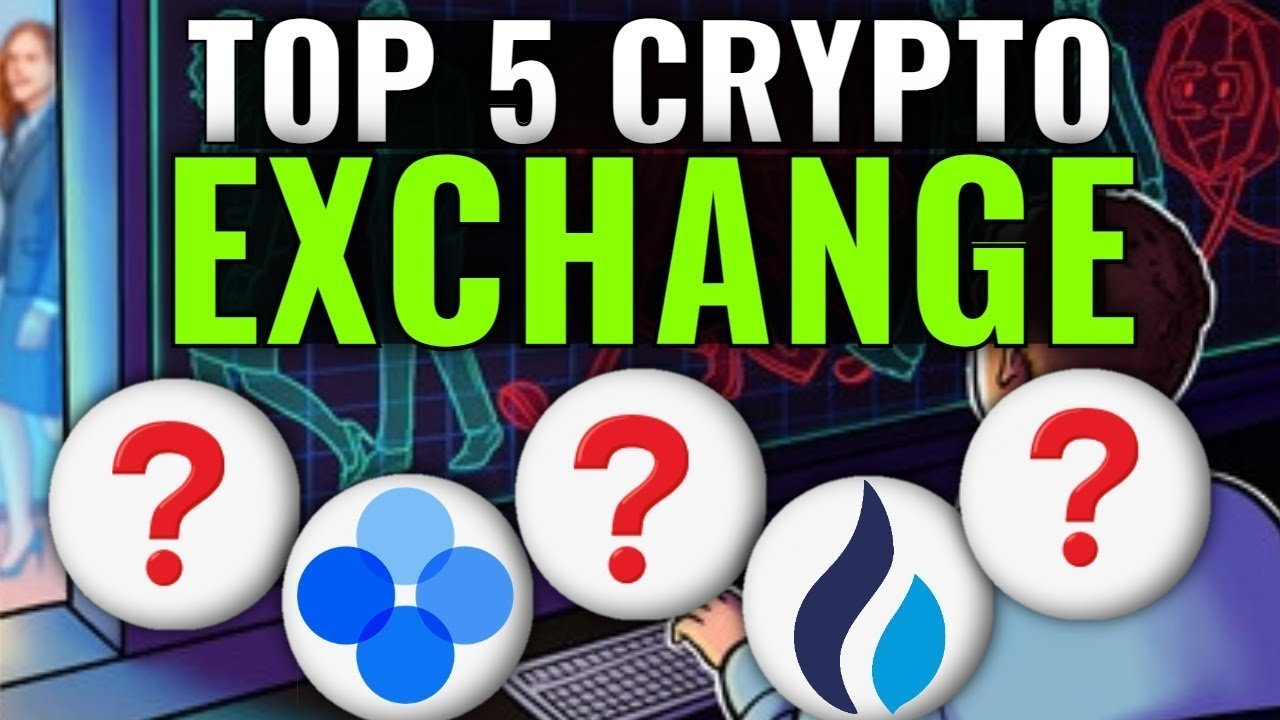 Top 5 Crypto Exchanges in 2021