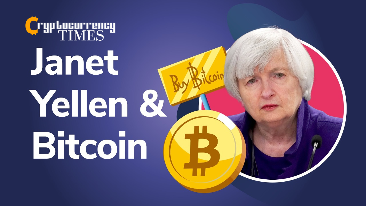 Treasury Secretary Janet Yellen has continued to highlight everything bad about Bitcoin.