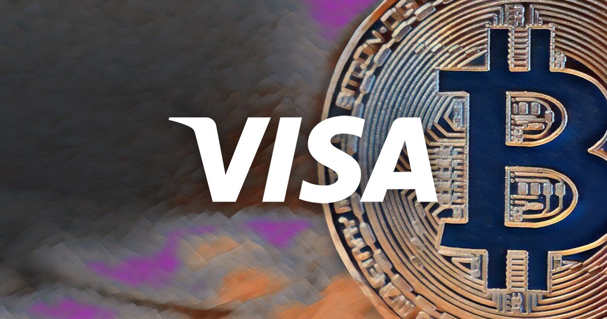 Visa finds Bitcoin as the best cryptocurrency to use for partnerships