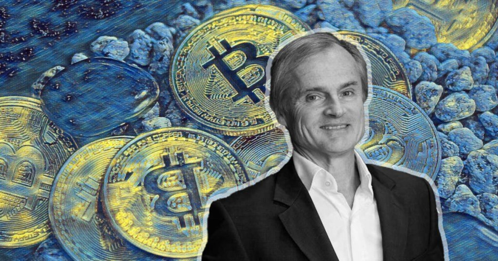 The Norwegian billionaire who changed his mind about Bitcoin