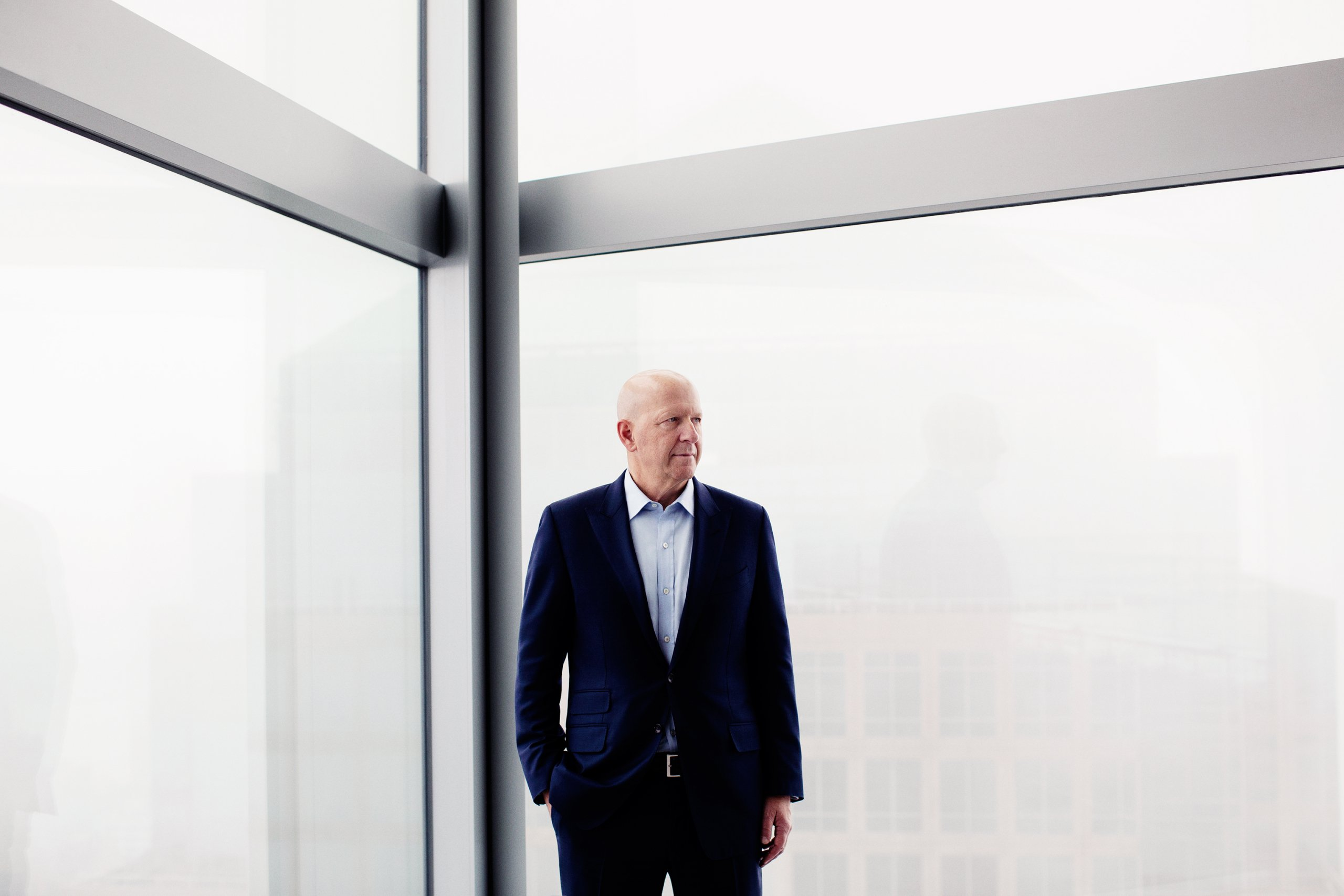 """Goldman Sachs CEO David Solomon said that Bitcoin and the whole digital world will experience a """"big evolution"""" very soon. What he meant are the regulations in the USA."""